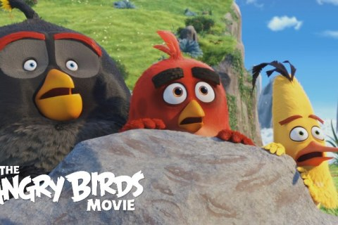 The Angry Birds Movie Box Office Collection