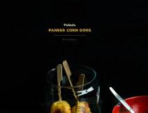 Polenta Paneer Corndogs I Boxofspice