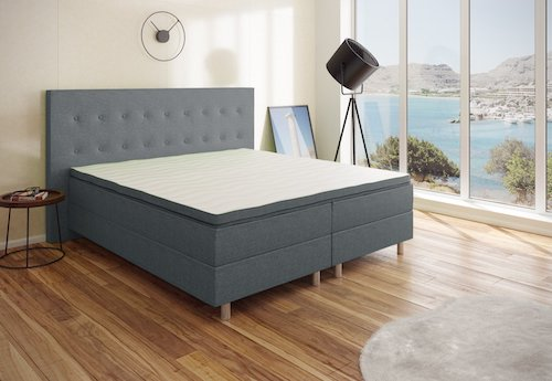 Boxspringbett Dänisches Bettenlager Boxspringbett Neo First | Boxspring Kiki