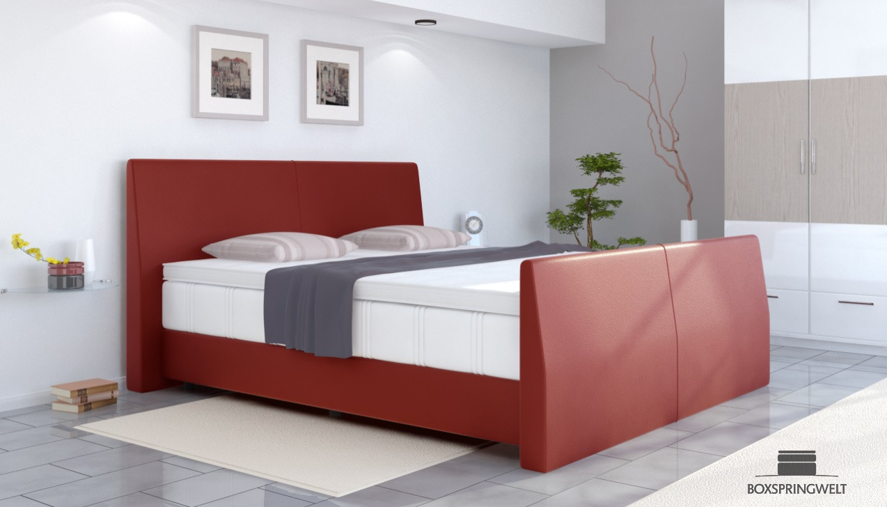 Bettdecken Berlin Boxspringbett Abel 180 X 200 Cm