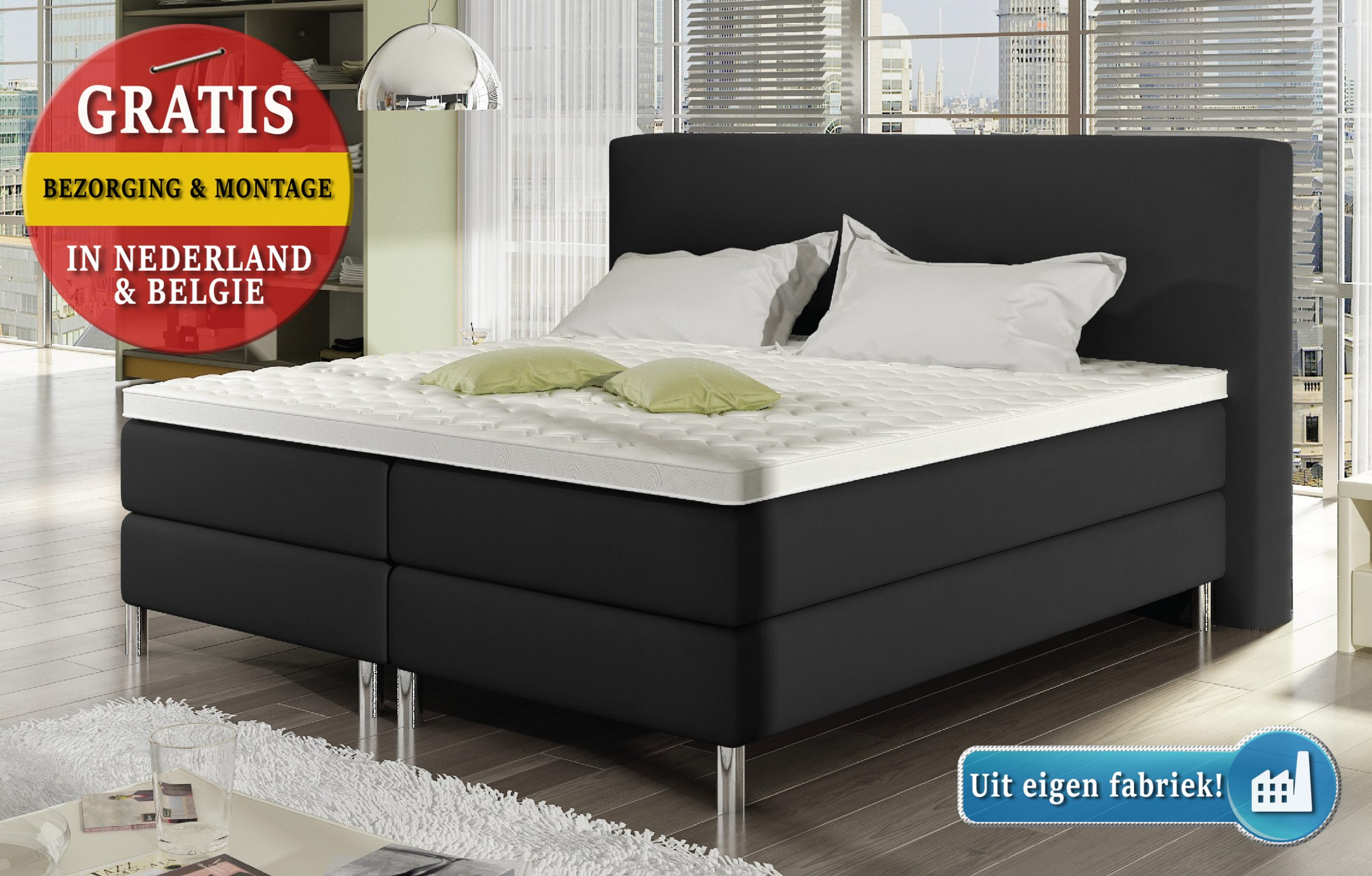 Bed Maten Boxspring Roosendaal 498 Luxe Slaapkamer Boxsprings