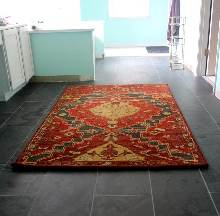 Home Decorators\u0027 Tollan Rug: A Tiny Master Bath Update - - home decorators rugs