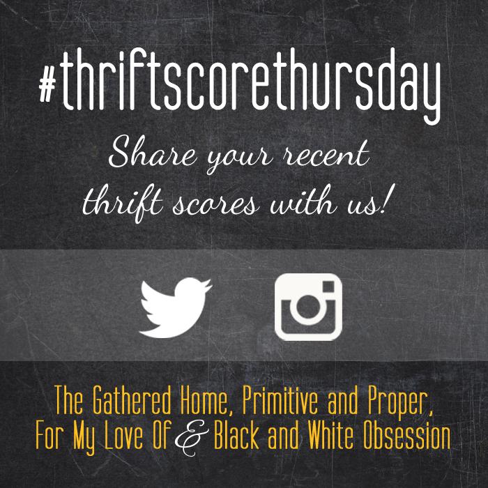 thrift score thursday10
