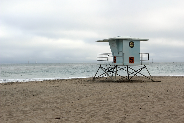 twin lakes beach Santa Cruz