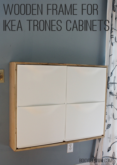 Trones Ikea Ikea Hack: Sheet Music Storage From Trones Cabinets