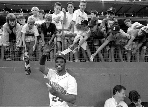 My Admiration For Ken Griffey Jr. (1/6)