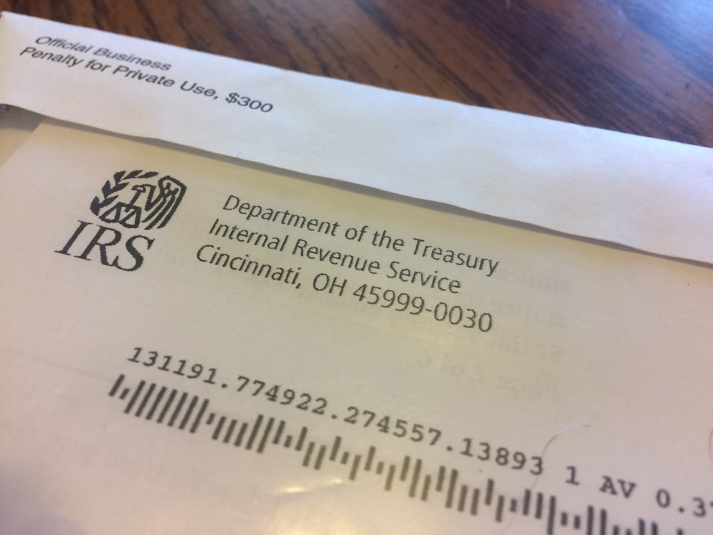 How to Handle an IRS Letter or Notice - Boyer Bookkeeping, Inc