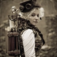 Steampunk For August