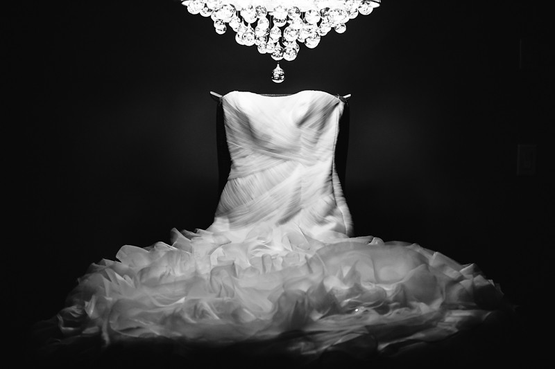vancouver wedding dress