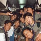 1992年韓国世界ジャンボリー参加