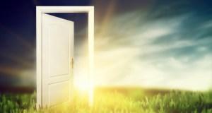 open door pasture featured image