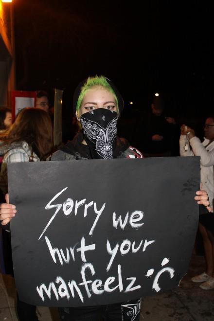 Masked Feminist 2