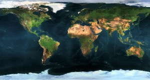 World map featured image