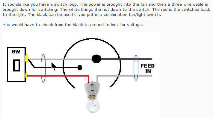 In This Diagram You39ll See That Switch 2 Is Your Main Power It Can