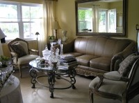 Sweet Designs: Country French Inspired Living Room