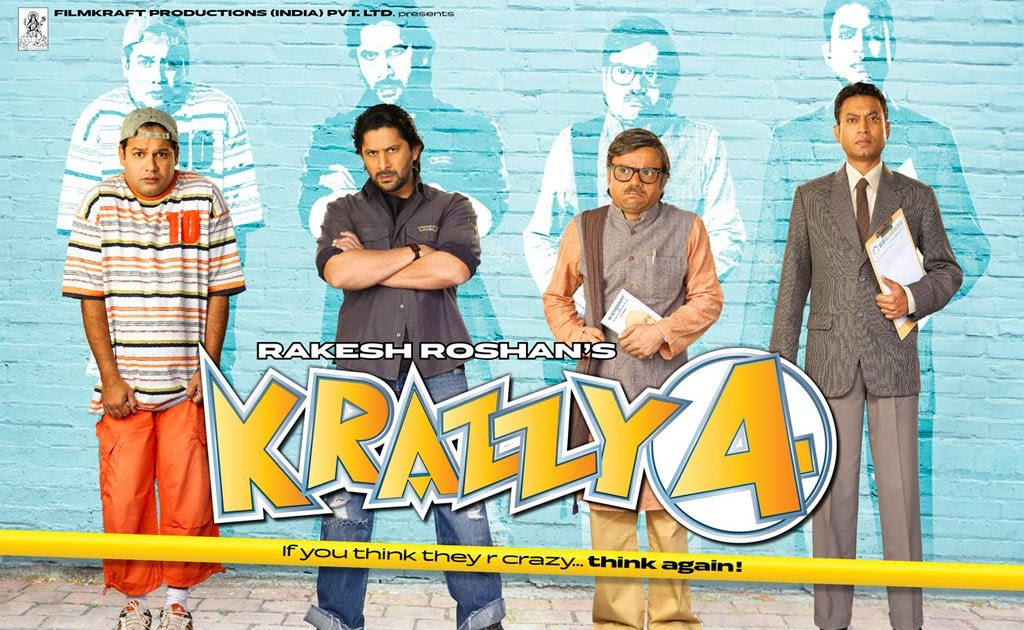 Juhi Chawla Car Wallpaper Dodear Club Krazzy 4 2008 Dvd Bollywood Movie Free Download