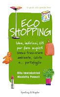 copertina del libro ecoshopping