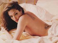Angelina Jolie, entre el deseo y la admiración
