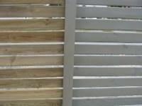 * Hausbautagebuch: der Zaun