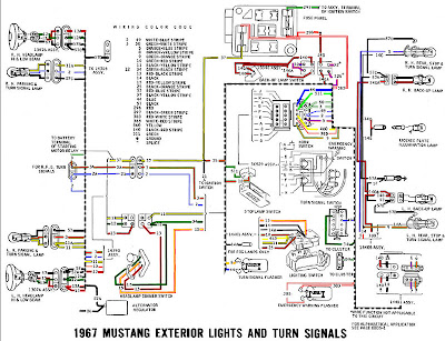 1967 Mustang Steering Column Wiring Diagram Online Wiring Diagram