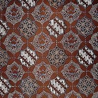 Batik Jogjakarta Batik Bination Prabu Anom Grompol