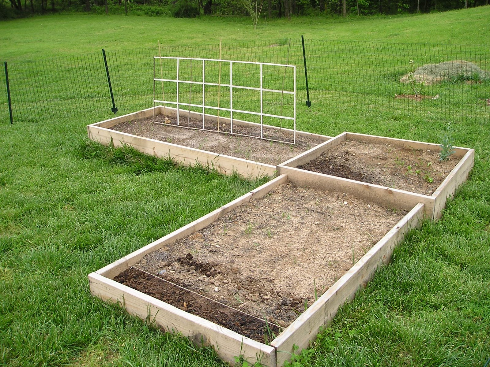 Ve Able Garden Layout