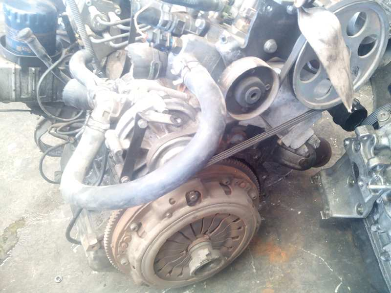 Engine PEUGEOT 605 (6B) 25 Turbo Diesel B-Parts
