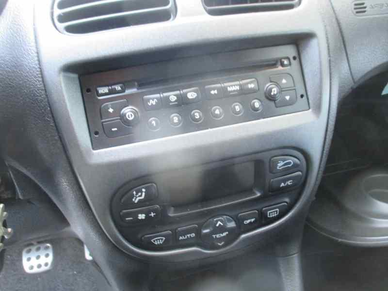 Fuse Box PEUGEOT 206 Hatchback (2A/C) 14 HDi eco 70 B-Parts