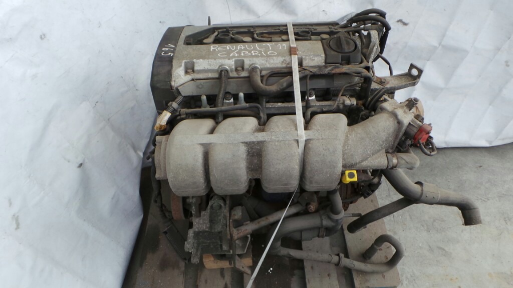 Engine RENAULT 19 I (B/C53_) 18 16V (B/C53D) B-Parts