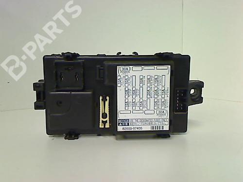 Fuse Box DAIHATSU B-Parts