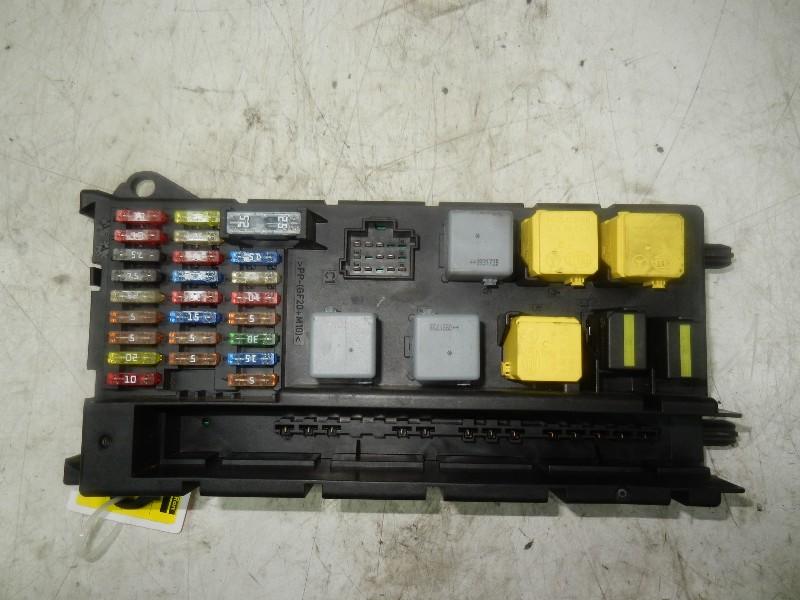 Fuse Box MERCEDES-BENZ SPRINTER 3,5-t Box (906) 313 CDI (906631