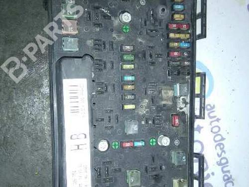 Fuse Box OPEL ZAFIRA B (A05) 19 CDTI (M75) B-Parts