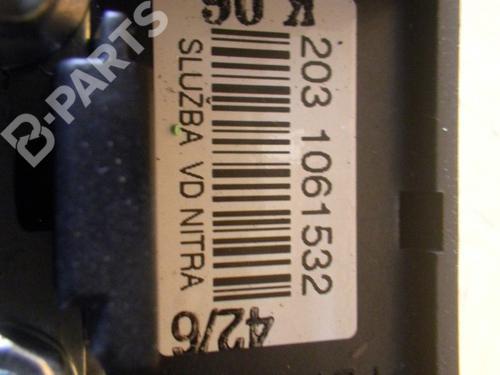 Fuse Box SKODA OCTAVIA I (1U2) 19 TDI B-Parts