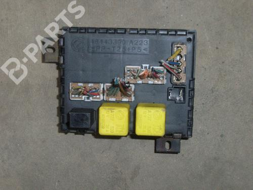 Fiat Marea Fuse Box Wiring Diagram