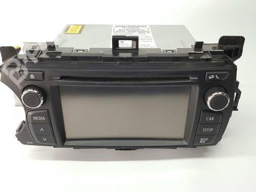 Radio TOYOTA YARIS (_P9_) 10 VVT-i (KSP90_) B-Parts