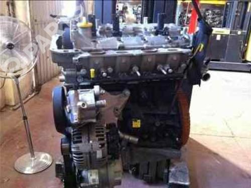 Engine RENAULT TRAFIC II Box (FL) 20 16V B-Parts