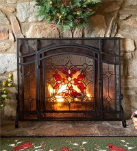 10 Best Decorative Fireplace Screens 2016 - Best Mesh ...