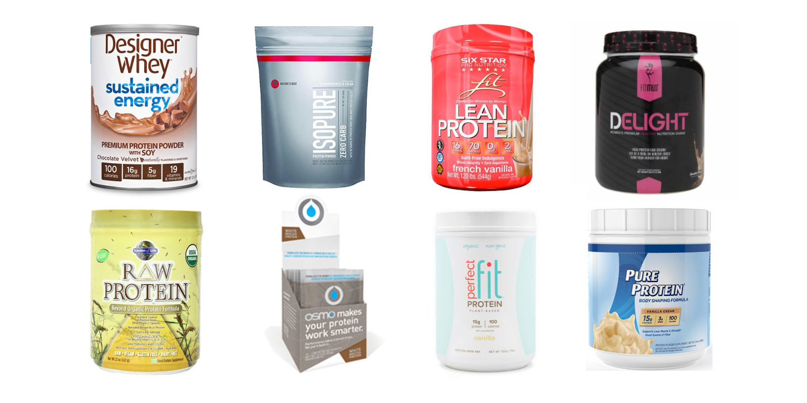 Proteine Poeder 10 Best Protein Powders For Women In 2016 Whey And Soy