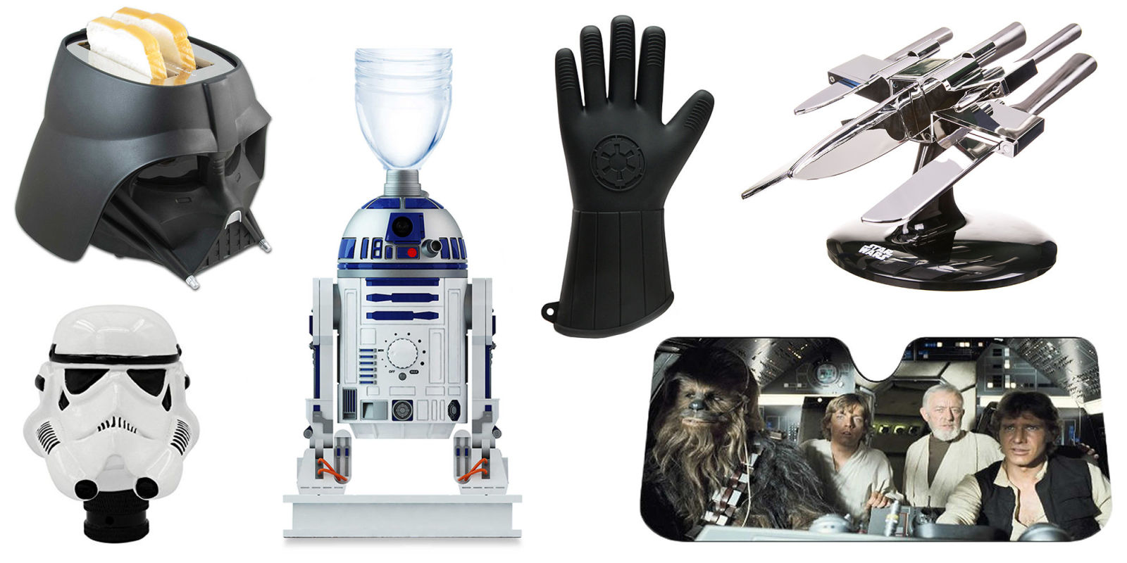 Star Wars Cooking Supplies Best Star Wars Stuff 11 Cool Star Wars Items And Decor