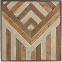 12 Wood Wall Art Pieces in 2018 - Reviews of Rustic Wood ...