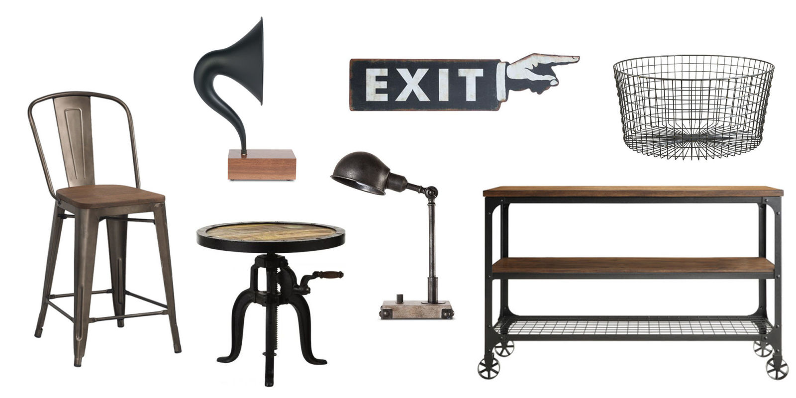 Industrial Chic Decor 12 Best Industrial Decor And Furniture Of 2018 Ideas For