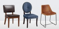 13 Best Leather Dining Room Chairs in 2018 - Leather Side ...