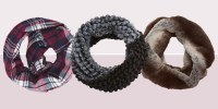 9 Best Infinity Scarves for Winter 2018 - Knit and Woven ...