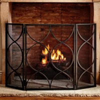 10 Best Fireplace Screens for Winter 2017 - Decorative ...