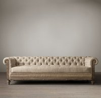 10 Best Chesterfield Sofas in 2018 - Reviews of Linen and ...