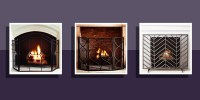 10 Best Fireplace Screens for Winter 2018 - Decorative ...