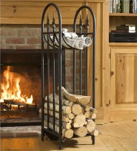 14 Best Firewood Racks for Winter 2018 - Indoor Firewood ...