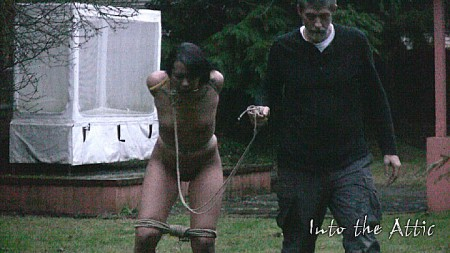 his humiliation with enema