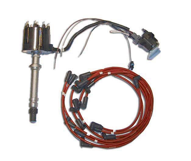Electronic Ignition Kits for GM Mercruiser Sterndrives