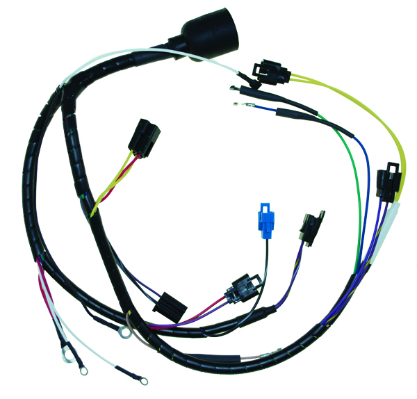 wiring harness wire colors